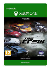 THE CREW XBOX ONE FULL GAME DIGITAL DOWNLOAD KEY