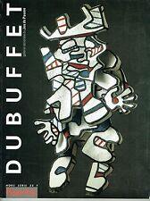 BEAUX ARTS  - HORS SÉRIE - DUBUFFET - 1991