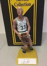 Larry Bird Boston Celtics Hand Signed numbered Salvino Figurine