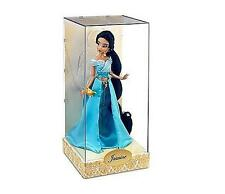 Disney Store Designer Doll Jasmine Limited Edition New! Aladdin Princess Display