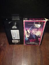 THE EVIL THAT MEN DO VHS CHARLES BRONSON RCA 1985