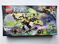 LEGO Elves 41183 The Goblin King's Evil Dragon - New Sealed