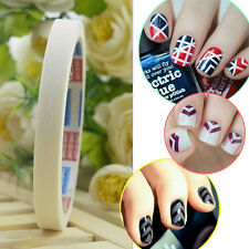 5mm Striping Tape For Nail Art Manicure DIY Tips Tape Sticker Guide Stencil 12M