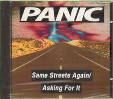 Panic(CD Single)Same Streets Again/ Asking For It-New