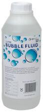 Bubble Juice Fluid Liquid 1 Litre Bottle Water Based for QTX FX Machine Skytec