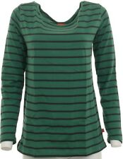 CFL enfants Chemisier Shirt à manches longues tunique rayures vert foncé