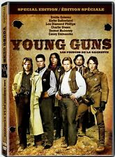 NEW DVD  - YOUNG GUNS - Kiefer Sutherland, Lou Diamond Phillips, Charlie Sheen
