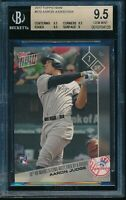 2017 Topps Now Aaron Judge BGS 9.5 Gem Mint RC Card #570 Rookie New York Yankees