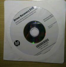 HP Driver Recovery EliteDesk 800 G1 / ProDesk 600 G1 - Windows 7 Driver DVD