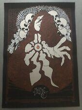 Melvins S/N Malleus Concert poster M/Nm. Pearl Jam Nirvana Foo Fighters Mudhoney