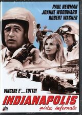 INDIANAPOLIS PISTA INFERNALE (1969 Paul Newman) DVD NUOVO