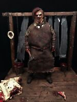 1/6 Chainsaw Massacre Leatherface Diorama for Sideshow Hot Toys Threezero Horror