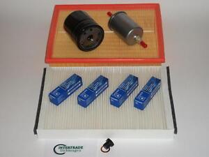 Filtersatz-Inspektionspaket OPEL VECTRA C 1.8 16V - 1.8 - Z18XE incl. Zündkerzen
