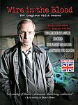 DVD: Wire In The Blood: Season 5, . Acceptable Cond.: Robson Green, Simone Lahbi