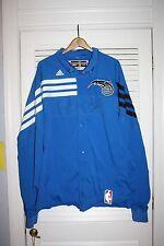 Adidas Orlando Magic Authentic NBA Game Warm Up Jacket, Andrew Nicholson, Auto
