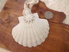 """Margaret Furlong Sea Shell Sun Angel Ornament 1994 no flaws no box 4"""""""