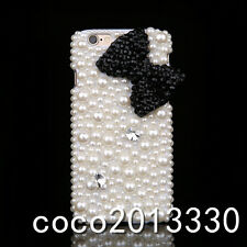 Bling handmade Crystal Diamonds Soft TPU Gel Silicone Back Case Cover Skin #a