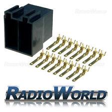 16 Pin Female ISO Terminal Block Socket Connector Repair Kit Twin