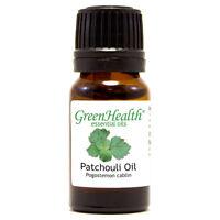 10 ml Patchouli Essential Oil (100% Pure & Natural) - GreenHealth