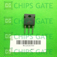 3PCS PHILIPS BU2530AW TO-3P Silicon Diffused Power Transistor