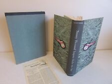 Twenty Thousand Leagues Under the Sea Jules VERNE 1956 Heritage Press slipcase