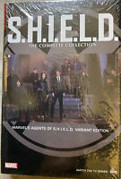 SHIELD Omnibus Marvel HC variant ABC show cover OOP sealed