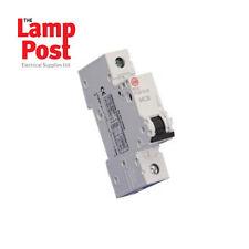 Wylex PSB16-C 16A Single Pole MCB C Curve 10kA Miniature Circuit Breaker