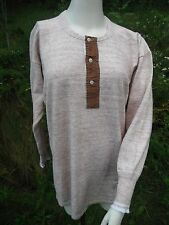 True Vintage Rare Penmans Pen Angle wool blend long sleeve shirt Xl