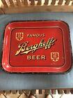 vintage Berghoff beer tray,