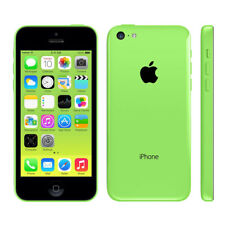 Apple iPhone 5c - 16GB - Green (Unlocked) Smartphone
