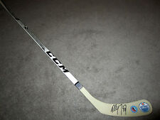 PAUL COFFEY Edmonton Oilers Autographed SIGNED Hockey Stick w/COA Hall Of Fame