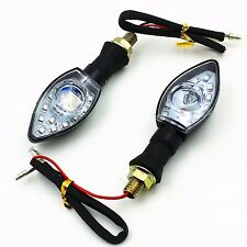 LED TURN SIGNAL FOR SUZUKI TS DR DRZ DR350 650 DL DRZ400 GSXR 600 1000  SV GS