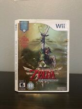 The Legend of Zelda: Skyward Sword 25th Anniversary (Nintendo Wii) With Music CD