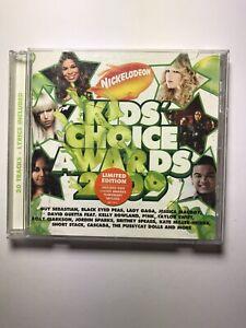 Nickelodeon Kids Choice Awards 2009 CD