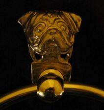 PUG Bronze Towel Ring!