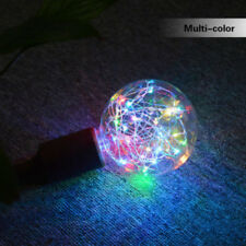 Christmas LED Light Bulb E27 Starry Fairy String Xmas Party Lamp Bulb Home Decor