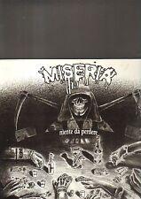 MISERIA - niente da perdere LP