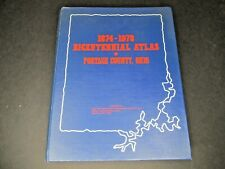 New Listing1874-1978 Bicentennial Atlas Of Portage County, Ohio. Hardcover 1978
