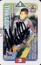 Signed Trading Cards H Sport Original Football Autographs