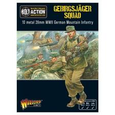 Warlord Games Bolt Action German Gebirgsjager Squad
