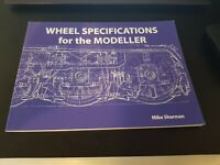 BOOK - Wheel Specifications for the Modeller by Mike Sharman