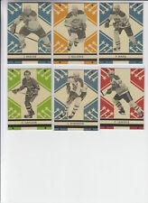 11/12 OPC Montreal Canadiens Retro 6 card lot - Lafleur Mara Halpern +
