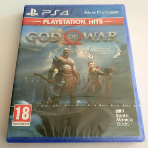 God Of War Hits Sigillato PLAYSTATION 4/PS4