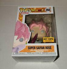 Super Saiyan Rose #260 (Dragon Ball) Funko Pop Animation! *Hot Topic*