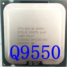 Intel Core 2 Quad Q9550 2.83GHz Quad-Core (EU80569PJ073N) Processor