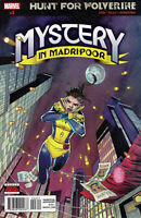 Hunt for Wolverine: Mystery in Madripoor #3 Marvel Comic 1st Print 2018 NM