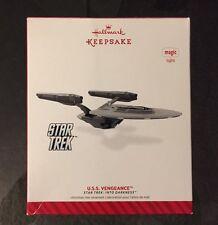 Hallmark Keepsake Ornament Star Trek U.S.S. Vengeance