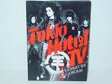 "*****DVD-TOKIO HOTEL""TH TV-CAUGHT ON CAMERA!-2008 Universal DoDVD*****"