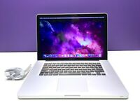 APPLE MACBOOK PRO 15 / Core i5 / 1TB SSD / LAPTOP PRE-RETINA / MacOS