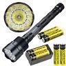 200000Lumens Tactical 14x T6 5 Modes LED 18650 Flashlight Torch Super Bright USA